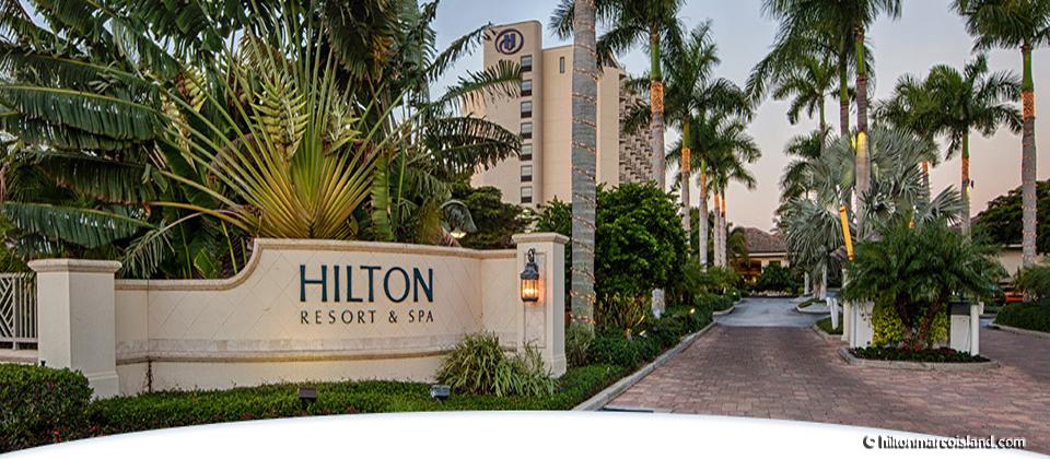 Hilton Marco Island Beach Hotel FL